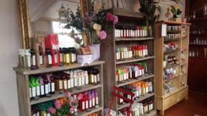 La boutique de sirops de l'Alchimiste à Chevreuse
