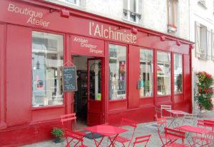 Le Bar à Sirops de l'Alchimiste à Chevreuse (78)